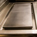 Control Induction - Plancha grill